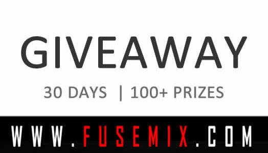30 DAY GIVEAWAY